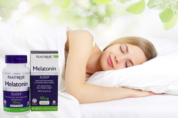 Thuốc ngủ Melatonin được đánh giá cao về tính an toàn