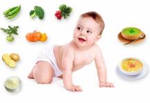 Trẻ em dưới 1 tuổi có thể ăn gì ngoài sữa mẹ?