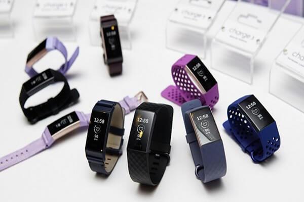 Vòng đeo tay thông minh Fitbit Charge 3